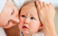У ребенка пот вонючий