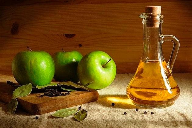 яблочный уксус как средство