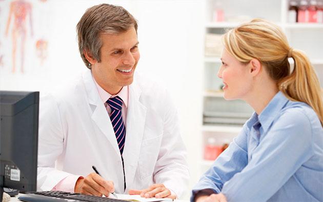 диалог с врачом о потливости