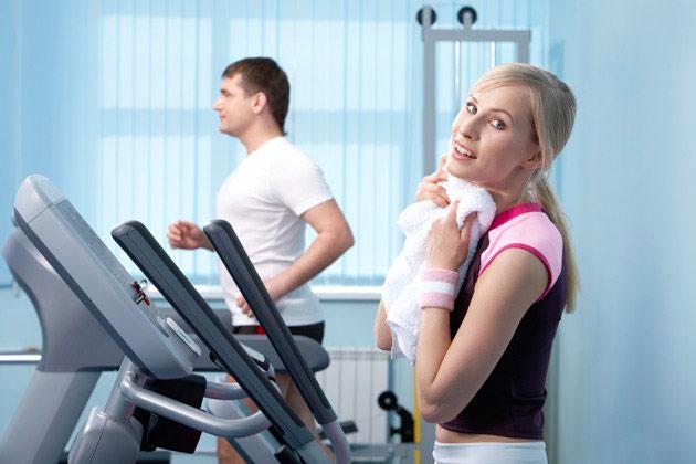 Как правильно потеть чтобы сбросить вес