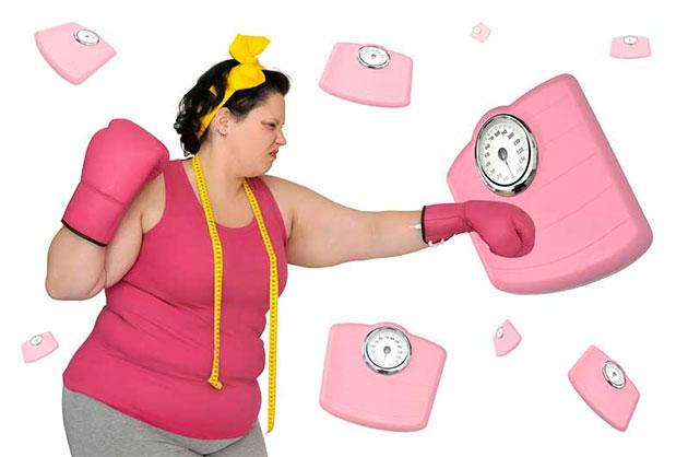 потливость и лишний вес