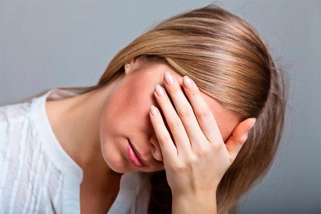 выделение пота при стрессе