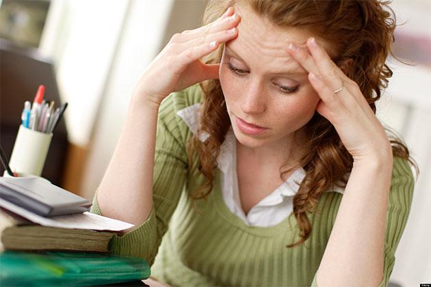 стресс как причина потливости