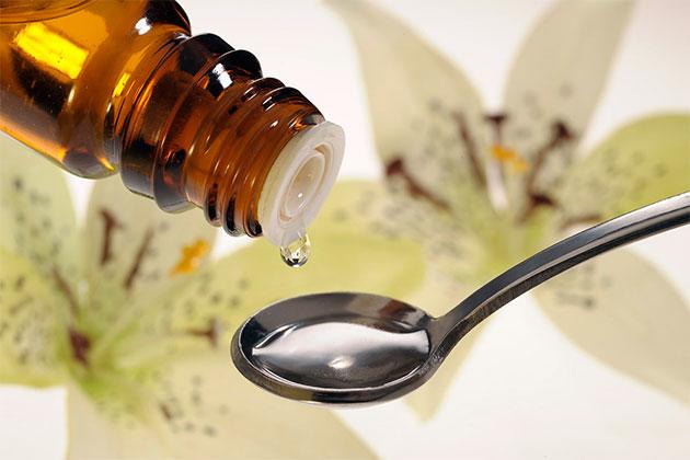 эфирное масло как компонент средства от пота