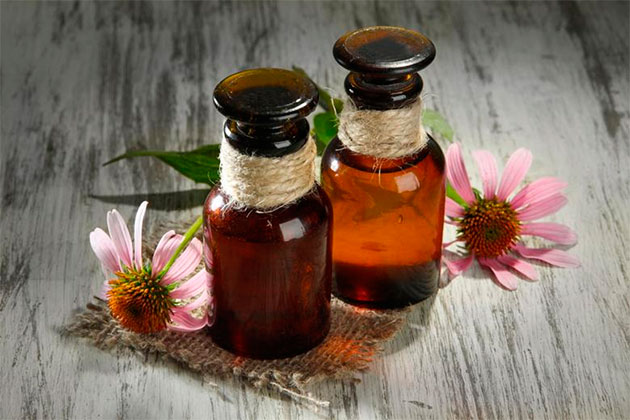 ароматические масла в бутылочках