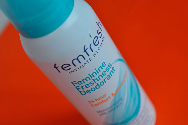 Femfresh дезодорант