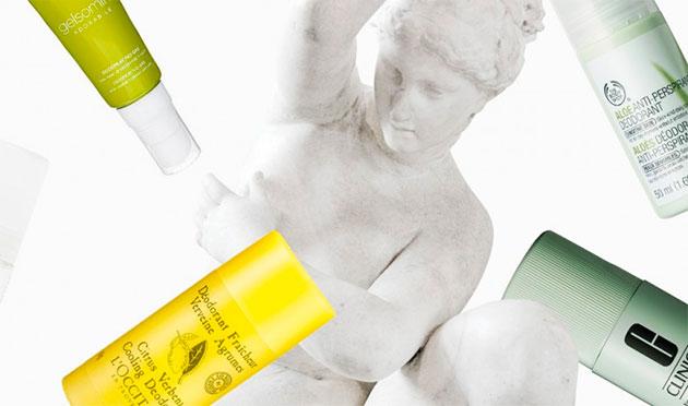 выбор между дезодорантом и антиперспирантом