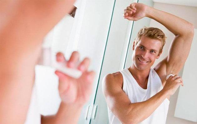 роликовый дезодорант для мужчины