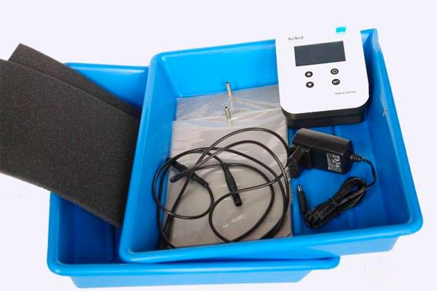 аппарат для ионофореза