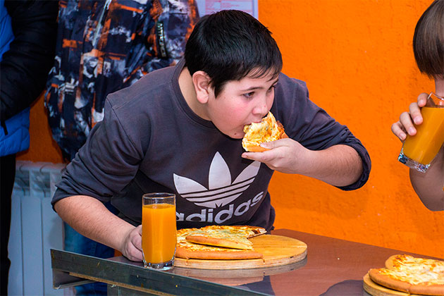 неправильное питание в подростковом возрасте
