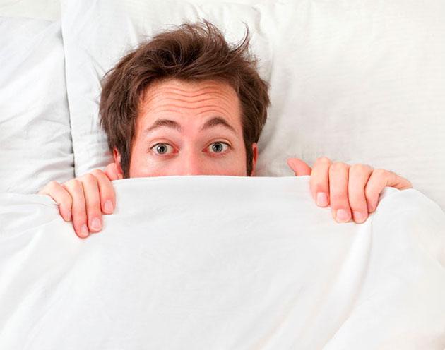 Почему потеет тело человека во сне