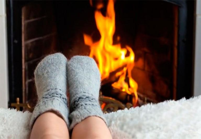 Мерзнут ноги даже в тепле почему