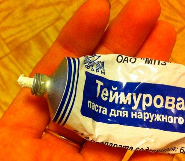 мнение пациентов от пасте теймурова
