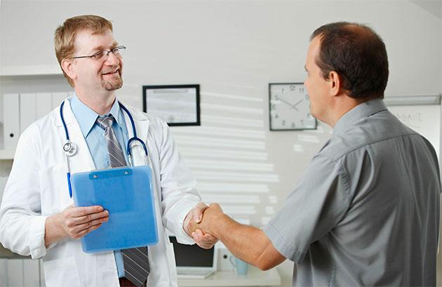 консультация уролога