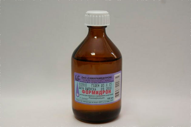 антисептик формидрон