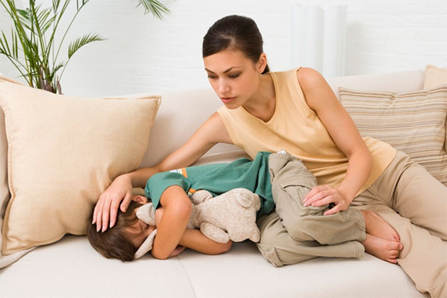плохое самочувствие ребенка