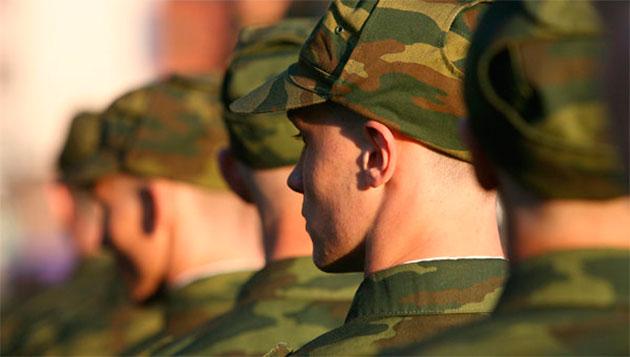 армия и гипергидроз