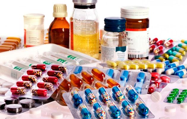 таблетки, мази, лосьоны