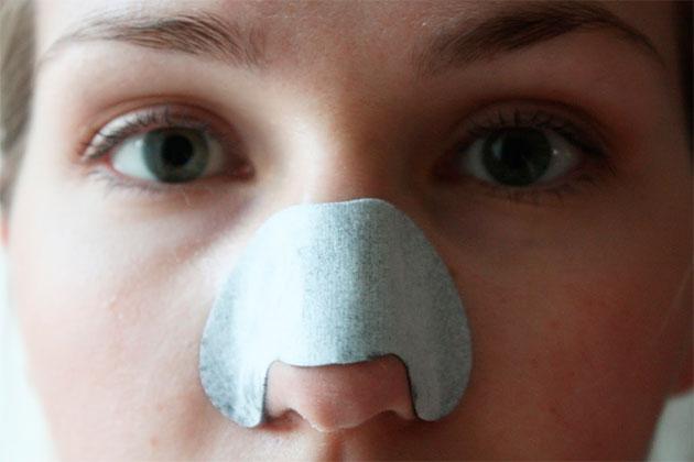 очищающая полоска для носа