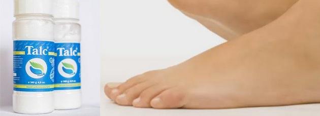тальк для ног dr. talc