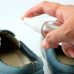 Обработка обуви Формидроном. Инструкция по применению.