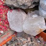 квасцы кристалл