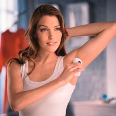 От чего зависит, как действует дезодорант на потоотделение